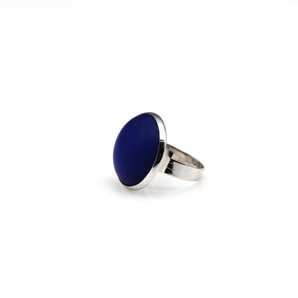 Polaris Ring dark blue - Fassung 22mm